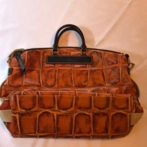 Donetsk & Bourne vintage leather purse